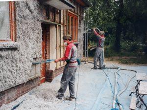 Ökologische Sanierung - Schadstofffreie Baustoffe und Farben